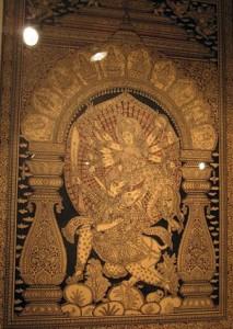 Pattachitra Art Work Indian Artists Master Craftsmen