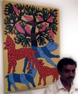 Indian Art Work