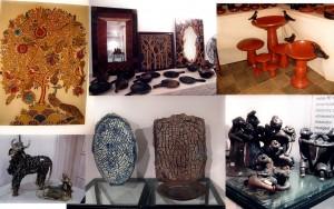 Master Craftsmen Art & Craft Paintings cermaics Textile Exhibition India Mumbai Event by Paramparik Karigar