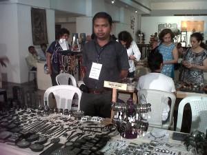 bidri work paramparik karigar exhibition art craft