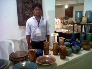 ceramics paramparik karigar art craft indian master craft artist