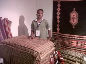 dhurries andhra pradesh art craft