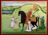 Shakir Ali Miniature Maarwar  paramparik karigar