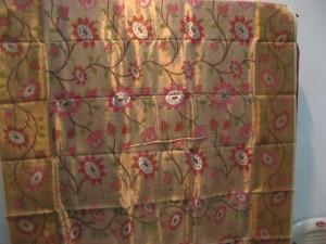 Master weaver, Asgar Ali