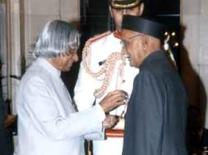 Padma Shri Awardee