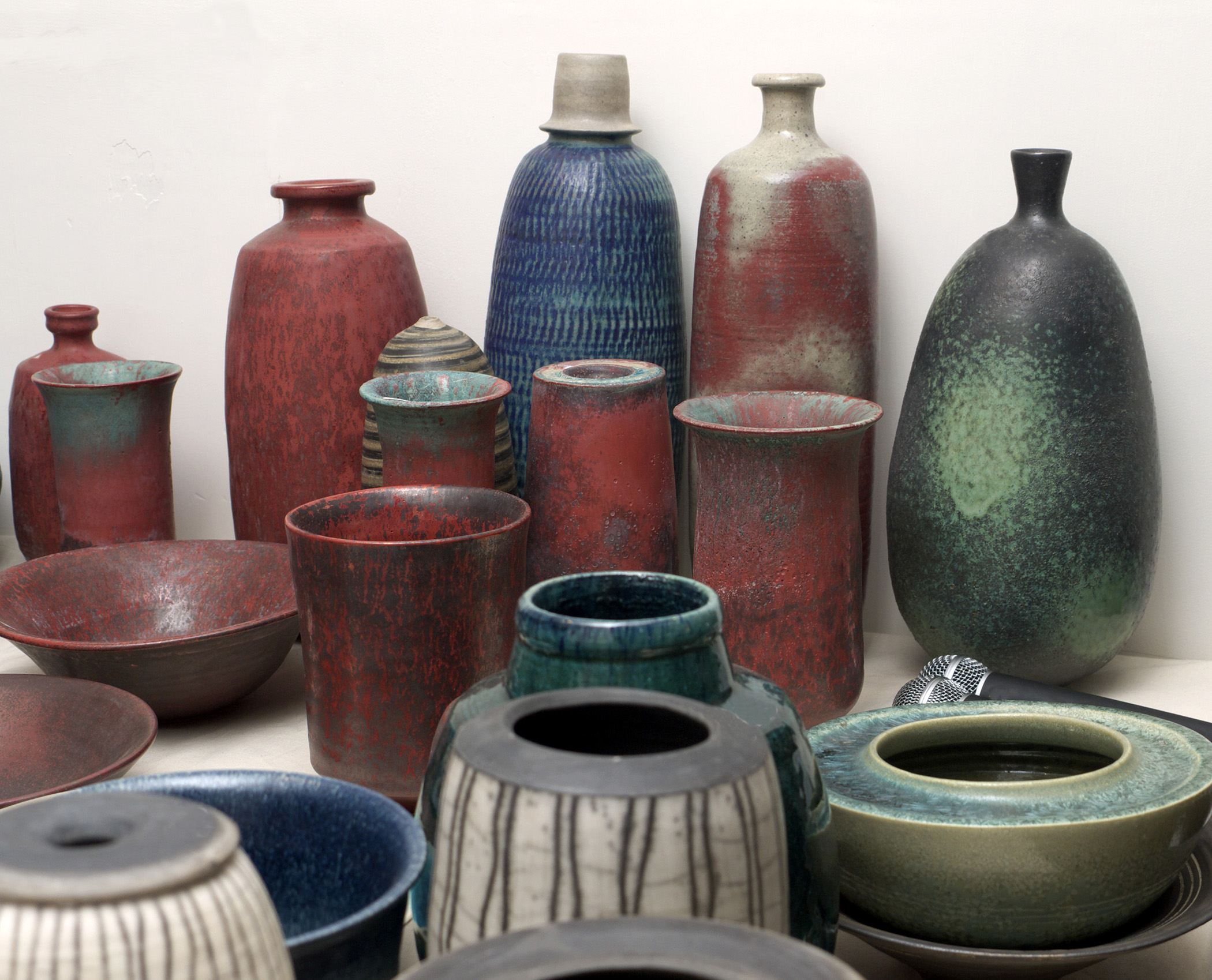German Arts And Crafts Pottery
