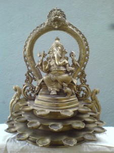 Bronze by M V lakshmanan