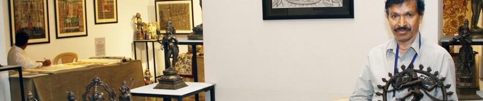 Master Craftsman, M. V. Lakshmanan