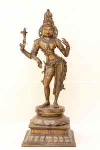 Late M. V. Lakshmanan - Ardhanarishwara