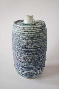 Padmashri Bramhadeo Ram Pandit - Blue Pottery