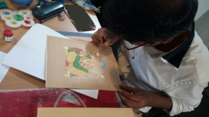 Miniature Painting, painting, workshop, paramparik karigar, mumbai events, mumbai workshop