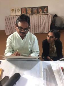 Miniature Painting, painting, workshop, paramparik karigar, mumbai events, mumbai workshop
