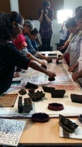 Sanganeri printing,PPK, Printing, Paramparik Karigar