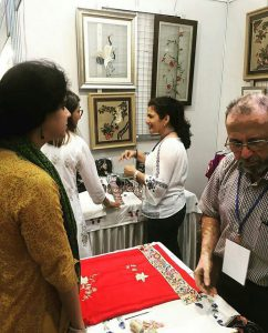 textiles events mumbai karigars