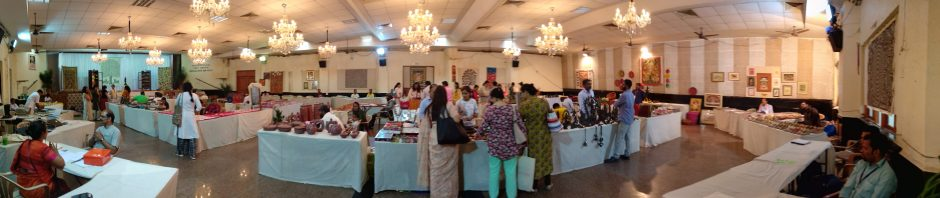 paramparik Karigar Mumbai art craft textile exhibitions workshops